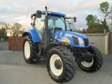 2008/9 New Holland 6080 R/C 6200hrs Full Sus