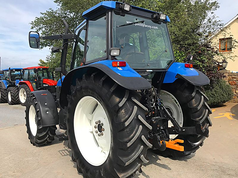 2003 New Holland TS115 for sale